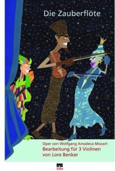 Die Zauberflöte (3 Violinen)