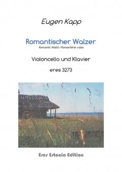 Romantischer Walzer (Violoncello & Klavier)