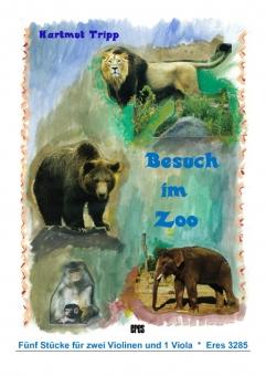Besuch im Zoo ( 2 Violinen, 1 Viola)